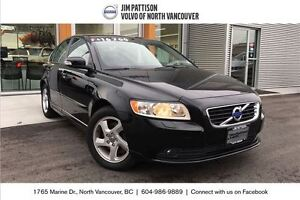 2011 Volvo S40 T5 FWD