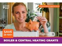 Don't miss this! 25-100% off brand new boilers!