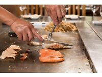 Chef - Sushi chef, £1150 per month + tips + holiday