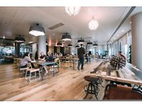 ATTRACTIVE OFFICE SPACE IN BEAUTIFUL CONVERTED WAREHOUSE FOR RENT AT SOUTH BANK LONDON