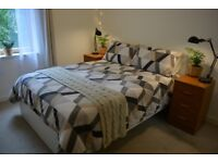 DOUBLE BED FRAME + MATTRESS (Also see other ads!!!)