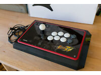 Mad Catz Street Fighter IV Arcade Fightstick Tournament Edition Round 2 (PS3)