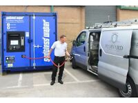 Water Fed Pole, Window Cleaning, Pure Water Filling Station - Croydon!