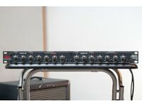 DBX 266XL Dual 2 channel Compressor / Noise Gate - Ideal for live work or studio