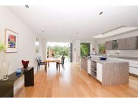 *** Superb five bedroom family house, Glasslyn Road, Crouch End, N8 ***