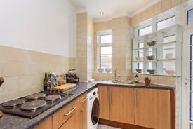 Rent Includes Hot Water & Heating Large 3 Bedrooms Fitted Kitchen 2 Bathrooms in Marylebone CALL NOW