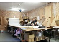 2000sqft Workshop space in Bethnal Green - Free Wi-Fi - All Inclusive Pricing