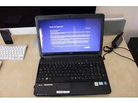 Laptop - Fujitsu Lifebook - AH530