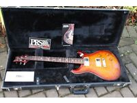 PRS Custom 22 - Stunning Quilt 10 Top