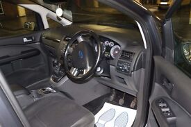 Ford Focus C-Max 2.0 TDCi Ghia (Very Clean & Tidy, 12 Month MOT, BARGAIN)