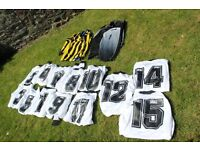 Football kit for the whole team