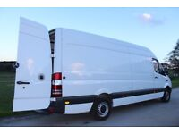 Man and Van Removal Service. Van & Driver Hire. House Move, Furniture Collection Transport Delivery