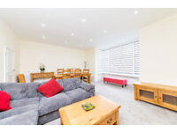 HUGE and recently refurbished 3 bed 2 bath flat in the heart of East Finchley seconds from the tube
