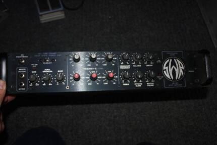 SWR SM-900 Bass Amp