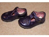 CLARKS BABY GIRL SHOES 3 1/2