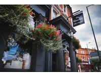 Floor and Bar staff required for busy St Margarets gastro pub