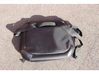 Samsonite laptop bag black/yellow