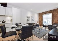 Stunning 2 bedroom warehouse style apartment, host of features, luxury spec, short walk to station
