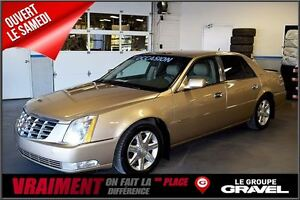 2006 Cadillac DTS V8 NORTHSTAR SIEGES CHAUFFANTS ET VENTILES