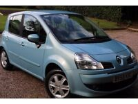 RENAULT 1.5 DCi MODUS DYNAMIQUE LOW MILEAGE 2 OWNERS FULL SERVICE HISTORY