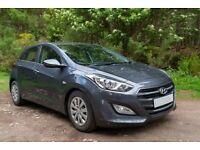 Hyundai, I30, Hatchback, 2016, Manual, 1368 (cc), 5 doors