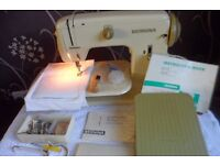 bernina electric sewing machine model record 700