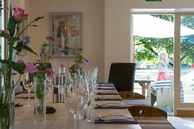 Sous Chef required for a busy restaurant on the banks of the River Wye