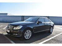 Mercedes-Benz C Class W204 2.1 C220 CDI BlueEFFICIENCY Elegance 7G-Tronic Full Dealer Serv. History