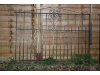 Steel Gates Double with Posts
