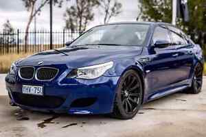 BMW E60 M5 V10 Chisholm Tuggeranong Preview