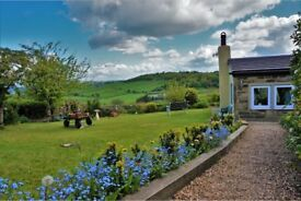 Unexpectedly Re-Offered 3 Bed Detached Cottage in 2/3rds Acre with Stable, Outbuildings, Garage etc