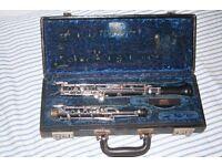 Boosey & Hawkes Ltd. wooden oboe