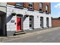 High quality serviced unfurnished office suites in the heart of Canterbury
