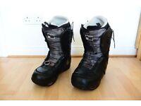 Burton Ruler (size 10) Snowboard Boots