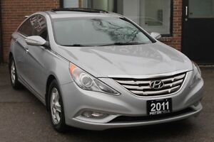 2011 Hyundai Sonata Limited *ONE OWNER | NO ACCIDENTS*