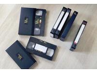 6 TDK XP Pro180 Super-VHS S-VHS Tapes for sale