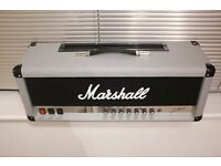 Marshall jcm 2555x Siliver Jubilee Reissue Head Guitar Amplifier 100watt