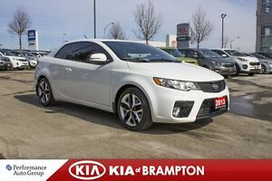 2013 Kia Forte Koup ROOF|ALLOYS|BLUETOOTH|MP3|SAT RDIO|KEYLESS