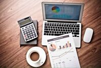 Bookkeeping, Accounting, Tax Returns, Quickbooks