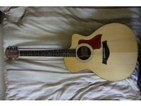 Taylor 114CE Series Perfect Condition