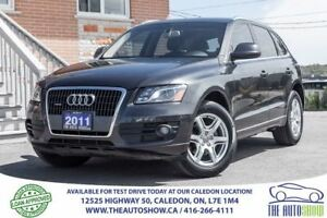 2011 Audi Q5 2.0L Premium Plus | NO ACCIDENT