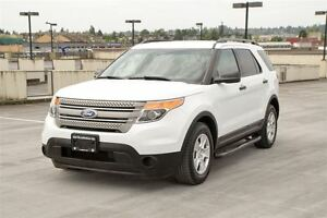 2014 Ford Explorer Langley Only 27000km 7 Passenger
