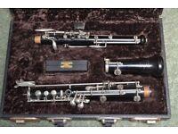 Rudall Carte Oboe Model A