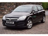 2008 VAUXHALL ASTRA CLUB CDTI 1.7 DIESEL*3 MONTHS WARRANTY AND BREAK DOWN COVER*NEW MOT & SERVICE*