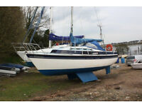 Newbridge Venturer sailing boat