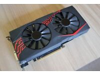 Nvidia GTX 1060 6gb - ASUS Expedition graphics card