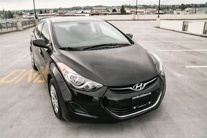 2013 Hyundai Elantra GL Power Group Only 37,000Km