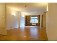 E1 SPITALFIELDS,BRICKLANE, ALDGATE EAST LARGE 2 DOUBLE BEDROOM WAREHOUSE CONVERSION CLOSE TO STATION