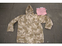 1995 Pattern Desert UKSF Issue RIPSTOP Smock - XL (180/112) + FREE Shemagh Scarf
