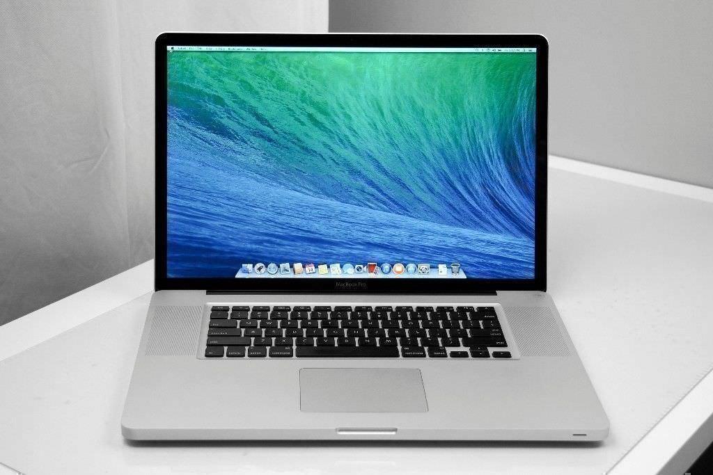 17 apple macbook pro 2 66ghz 4gb 320gb hd logic pro x ableton final